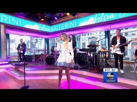 Kelsea Ballerini - Legends - GMA (LIVE)