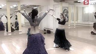 Трайбл: танец для себя. Красота и здоровье. Тело в дело!