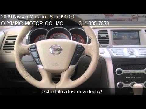 2009 Nissan Murano Sl 4dr Suv For Sale In Florissant Mo
