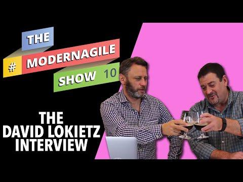 #ModernAgileShow 10 | The Tar Pit, Agile Leadership interview with David Lokietz