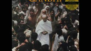 "Gandhi Film Theme music - ""Discovery of India"""