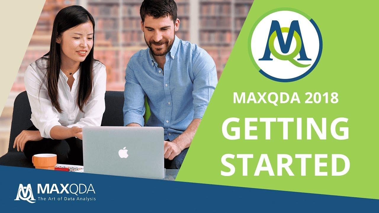 MAXQDA 2018 Video Tutorials - MAXQDA - The Art of Data