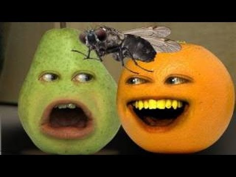 La naranja molesta ( Matanza en la cocina ) ( LENGUA ESPAÑOLA )