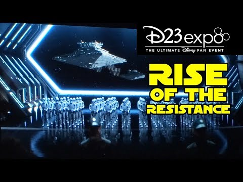 star-wars:-rise-of-the-resistance-footage-in-new-galaxy's-edge-trailer-from-d23-expo-2019