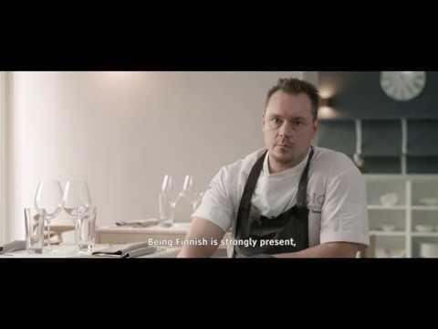 Best Food Tourism Product 2017 — Restaurant Olo, Helsinki