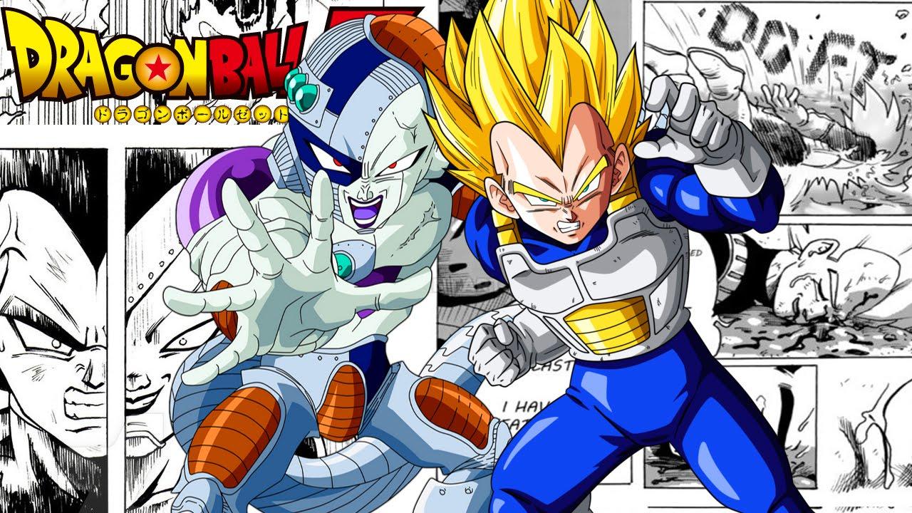 Kết quả hình ảnh cho Dragon Ball Gaiden: Frieza