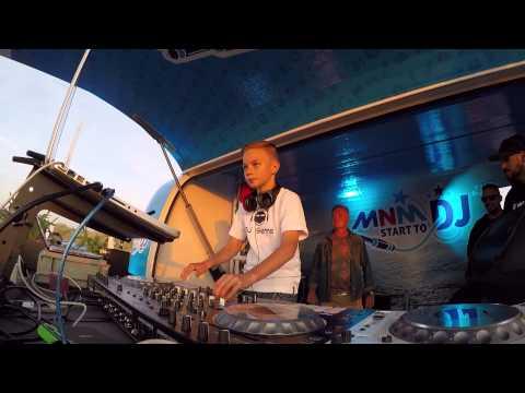 MNM: Start To DJ - DJ Senne (11 Years)