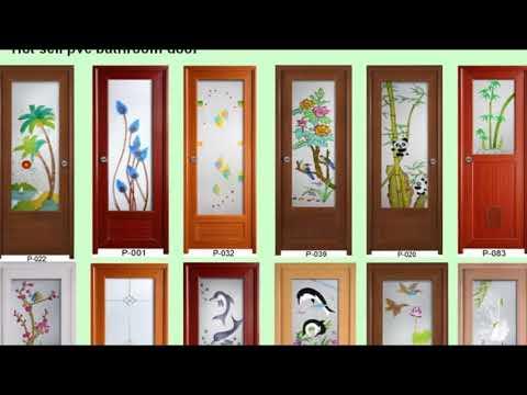 Bathroom Door Design for Home Indian Ideas