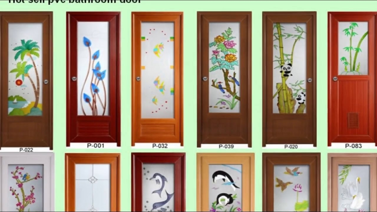 Bathroom Door Design for Home Indian Ideas - YouTube