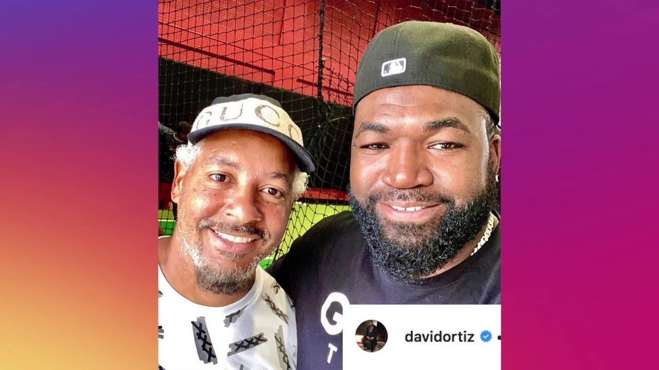 Manny Ramirez, David Ortiz Reunite For Perfect Workout Photo