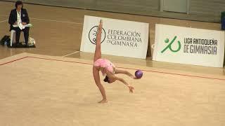 Elizabeth Kapitonova - Ball Final - 2018 Pacific Rim Championships