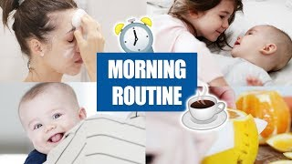 ❥ MORNING ROUTINE BABYCHOUFAMILY ❥ 1327