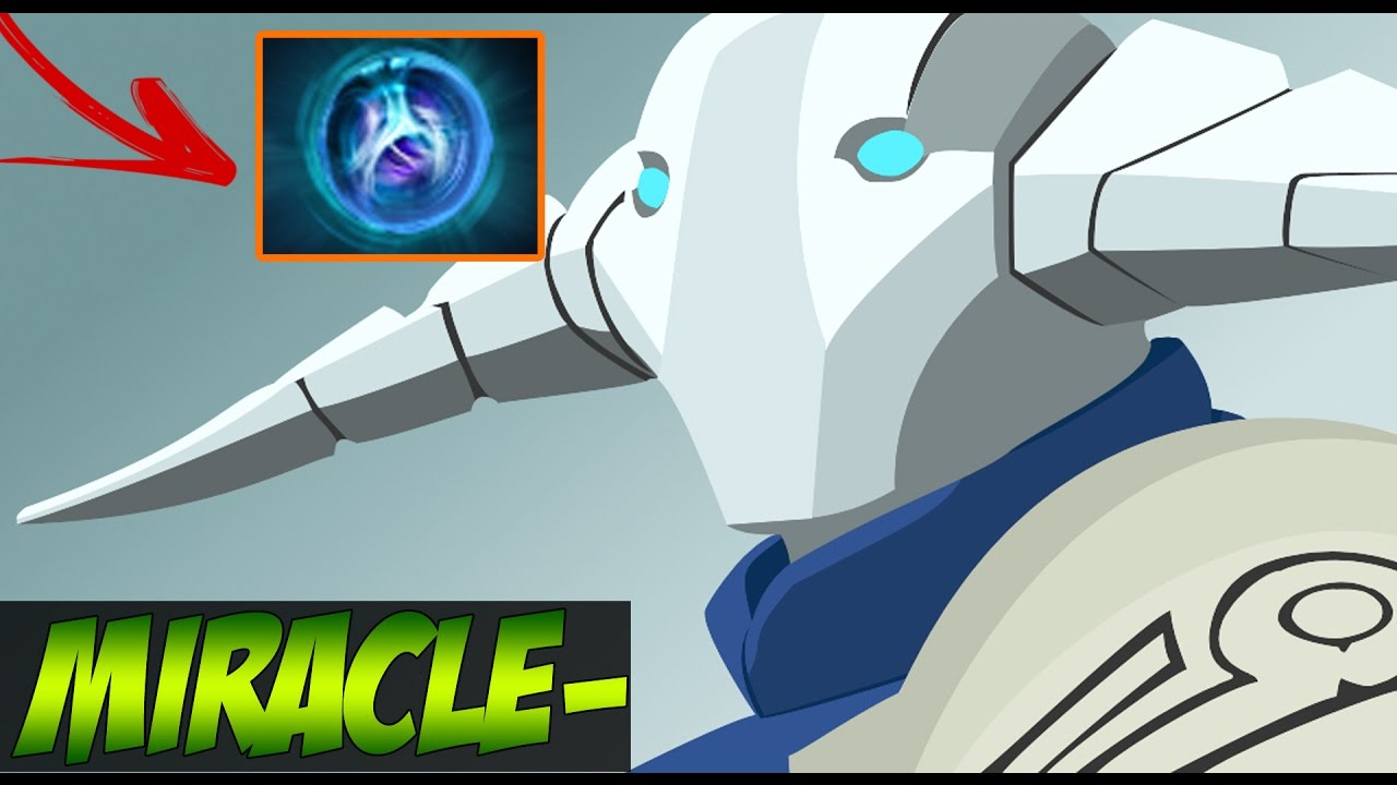 Miracle- 9107MMR Sven with Linkens EZ counter Legion ...