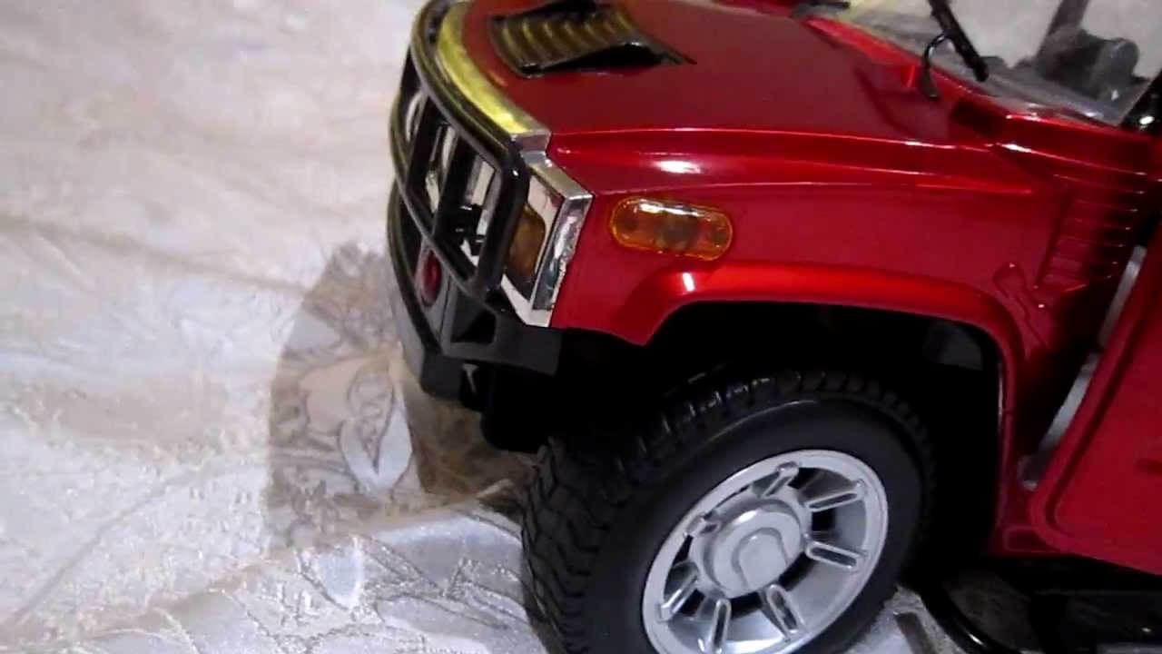Hummer H2 Remote Control Youtube