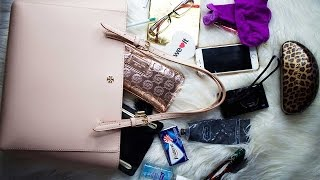 What's In my purse & how I Organize it!