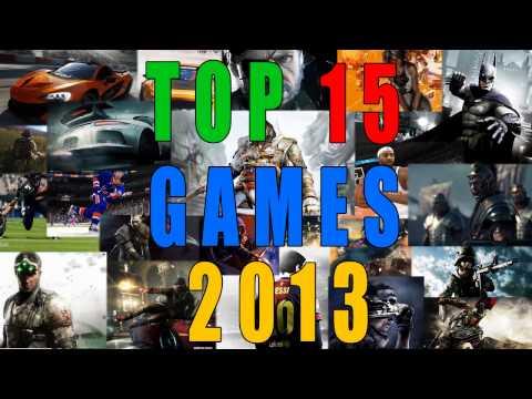 Top 15 Games 2013 - Plätze 10 - 6