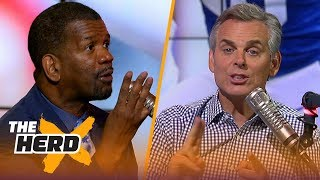 Rob Parker on why Giants will regret passing on QB, Patrick Mahomes' debut and more | NFL | THE HERD thumbnail