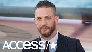 'Venom': Tom Hardy & Director Ruben Fleischer Share a Sneak Peek At Upcoming Movie | Access