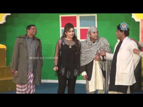Honey Shahzadi New Pakistani Stage Drama Full Comedy Clip 2017