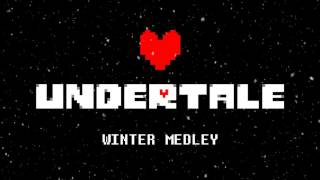 """Undertale - """"Snowy"""" (Winter Orchestral Medley)"""