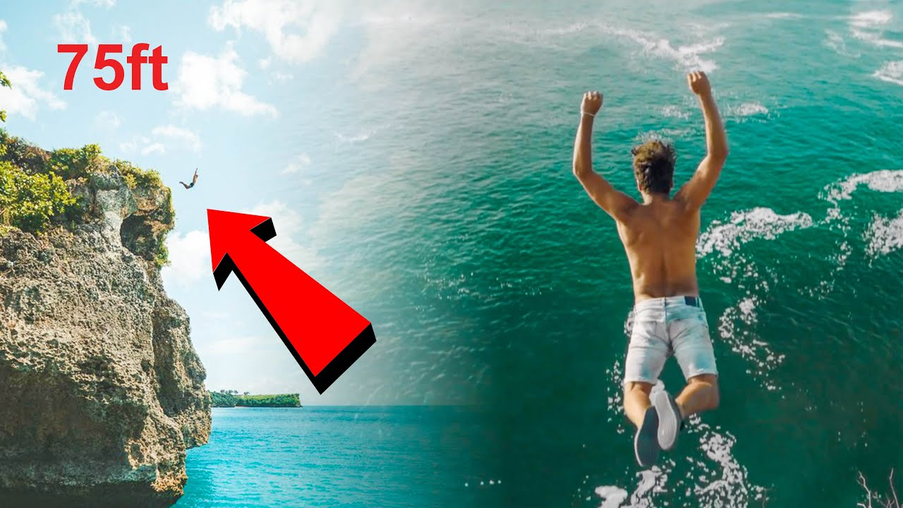 I JUMPED OFF A CLIFF FOR $6,000