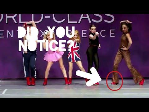 DANCE MOMS DID YOU NOTICE(%99.99 Didn't Notice!)