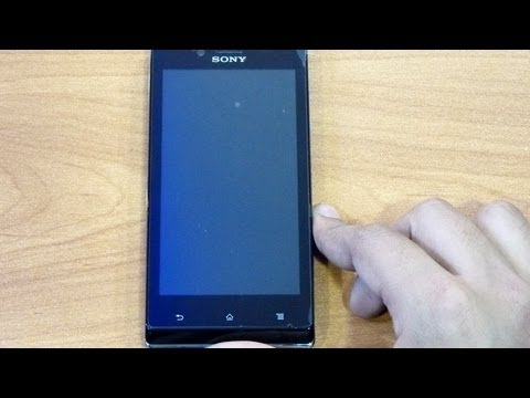 Sony XPERIA J UNBOXING & Hands On REVIEW HD by Gadgets Portal