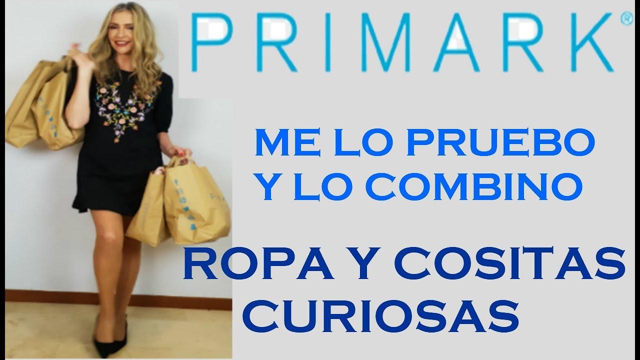 fe63354b81 Haul Primark Primavera 2019 Ropa Y Curiosidades Me Lo Pruebo Todo Moda  Chincha RabiÑa
