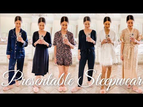 Why You Should Wear Presentable Sleepwear + Chic Pajama Styles for Women 2020
