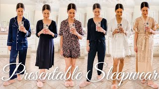 Why You Should Wear Presentable Sleepwear Chic Pajama Styles for Women 2020