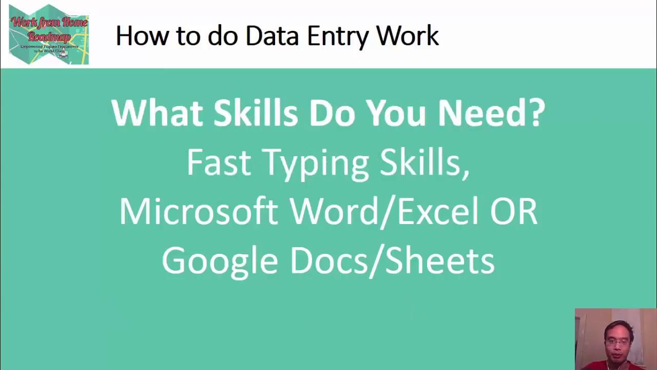 Offline Data Entry ::