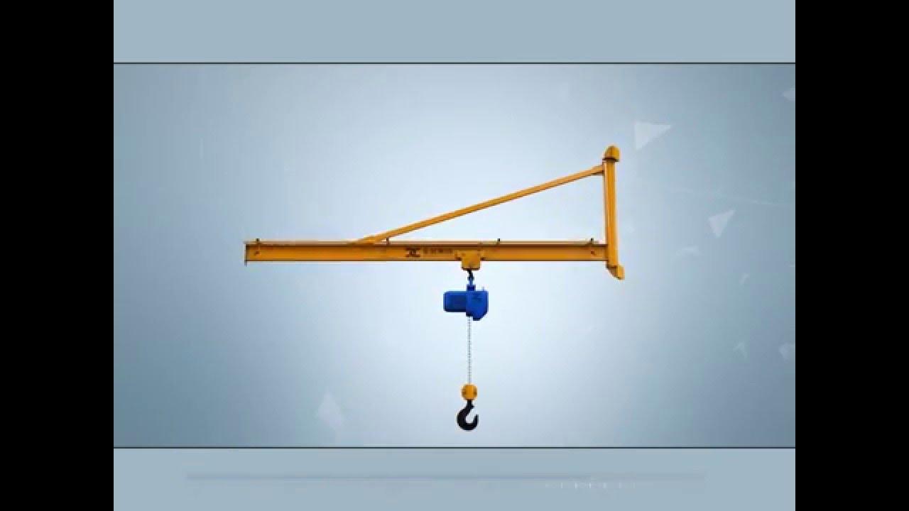 Small Jib Crane : Mural jib cranes wall mounted crane dongqi