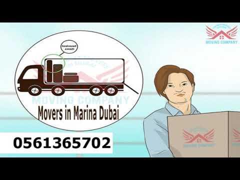 Movers in Marina dubai