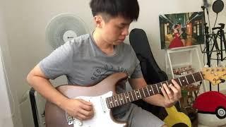 【Rain In Ho Chi Minh 胡志明的雨 Saigon Mưa Rơi】- Electric Guitar Cover