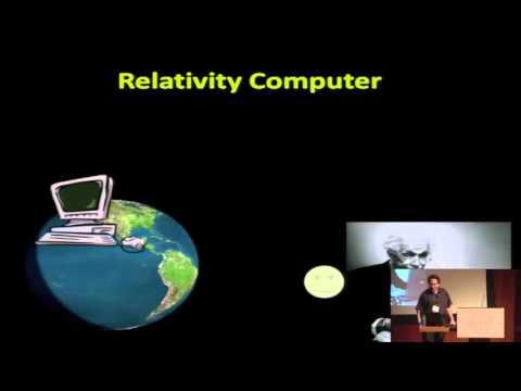 Computational Phenomena in Physics - Scott Aaronson