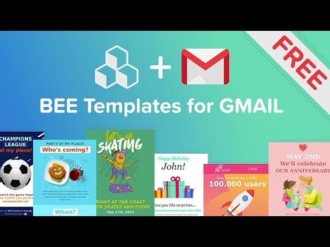 BEE Templates For Gmail™