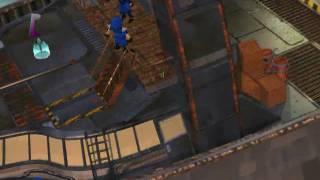 Let's play Final Fantasy 7 - 59 - Cargo Ship