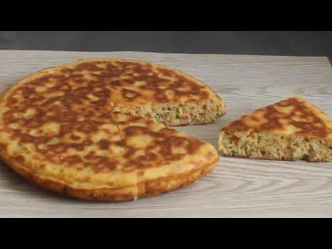 cake-salé-à-la-viande-hachée-cuit-à-la-poêle