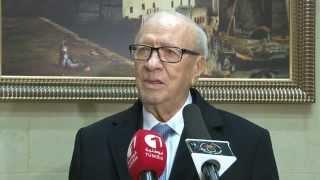 تصريح رئيس الجمهورية إلى الصحافة إثر لقائه الرئيس الجزائري عبد العزيز بوتفليقة