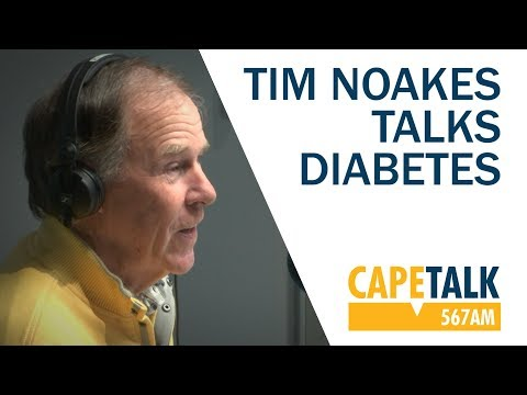 Tim Noakes: How Diet Affects Children's Odds Of Diabetes