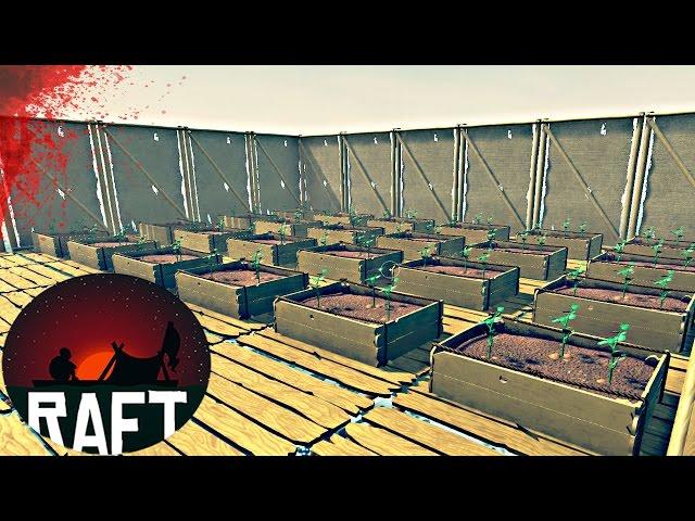ОГРОМНИ ФЕРМИ | Raft Gameplay #5