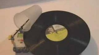 NXT Record Player (Gramophone/Phonograph)
