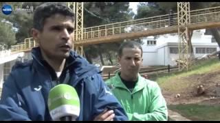 المنتخب الوطني لألعاب القوى يعسكر في تلمسان استعدادا للبطولة العربية