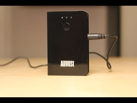 August Bluetooth Audio Receiver Review