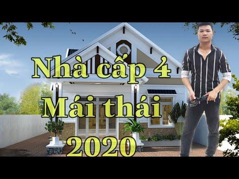 NHÀ CẤP 4 ĐẠT GIẢI THƯỞNG BẢN VẼ TOÀN QUỐC 2020