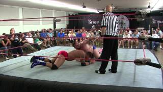 Pure Pro Wrestling (8/21/15) Heavyweight Championship- Jimmy Parker Vs Corey Duncom