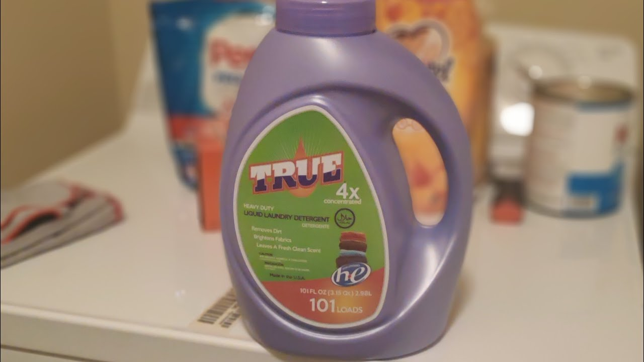 #TrueLaundryProducts: Black Owned Laundry Detergent Company