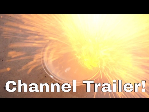 The Action Lab Channel Trailer!