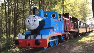 thomas and friends toy trains skarloey sir handel bertie the bus thomas land edaville usa