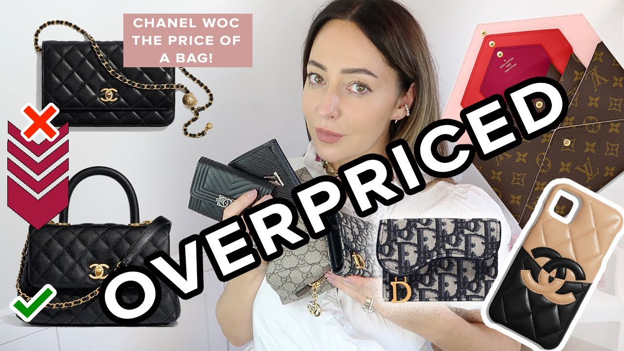 EXPENSIVE LUXURY SLGs ARE STOPPING YOU FROM GETTING WHAT YOU REALLY WANT